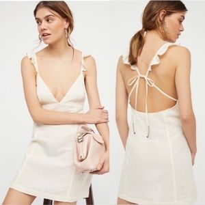 NEW Free People Josie Mini Dress